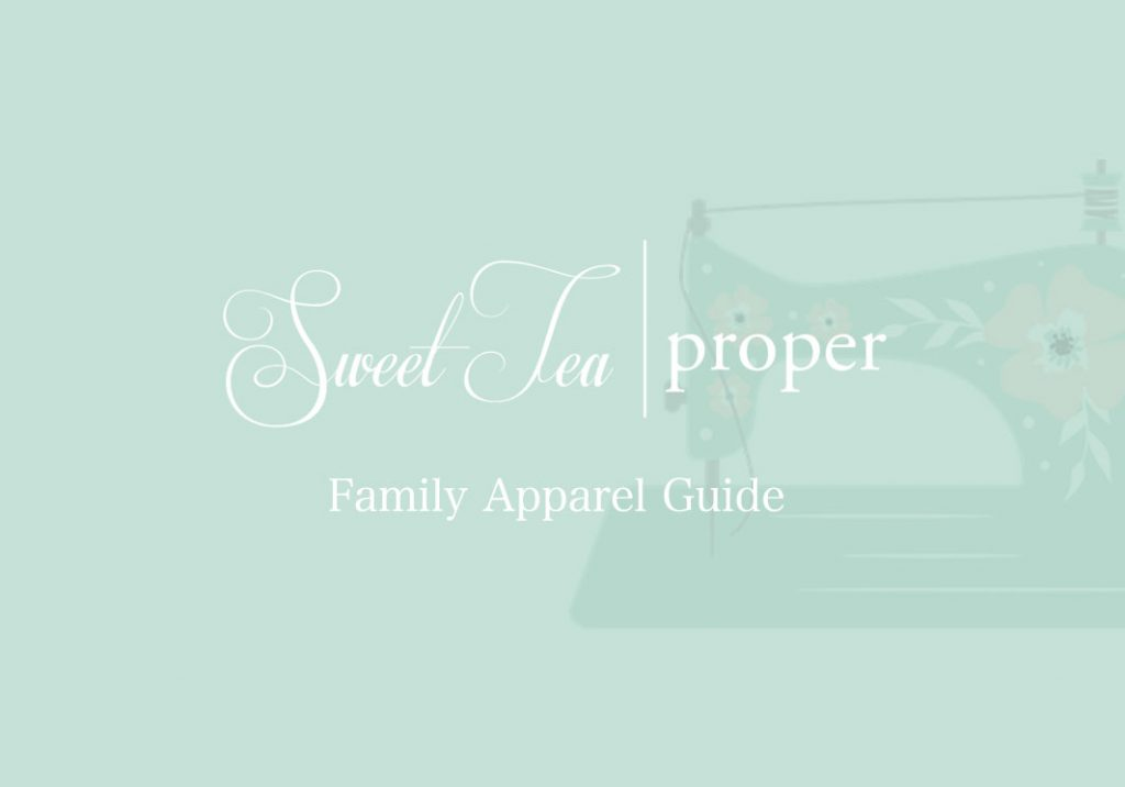 Family Apparel Guide