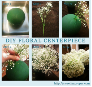 Easy DIY Flower Arrangements 3