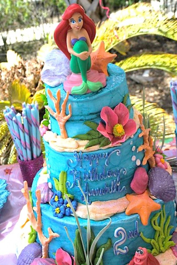 Under the Sea Birthday Party 4